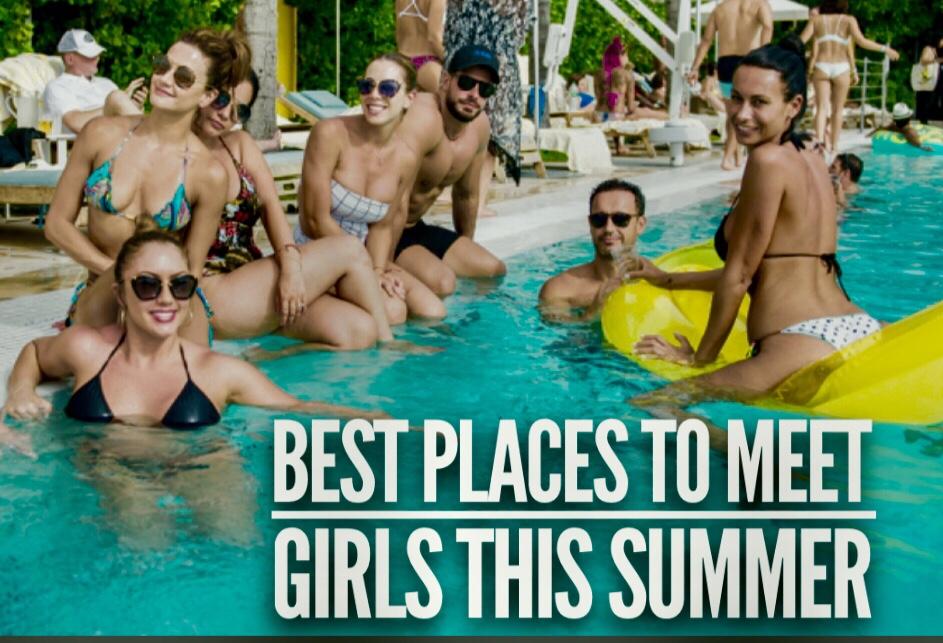 where to meet hot girls