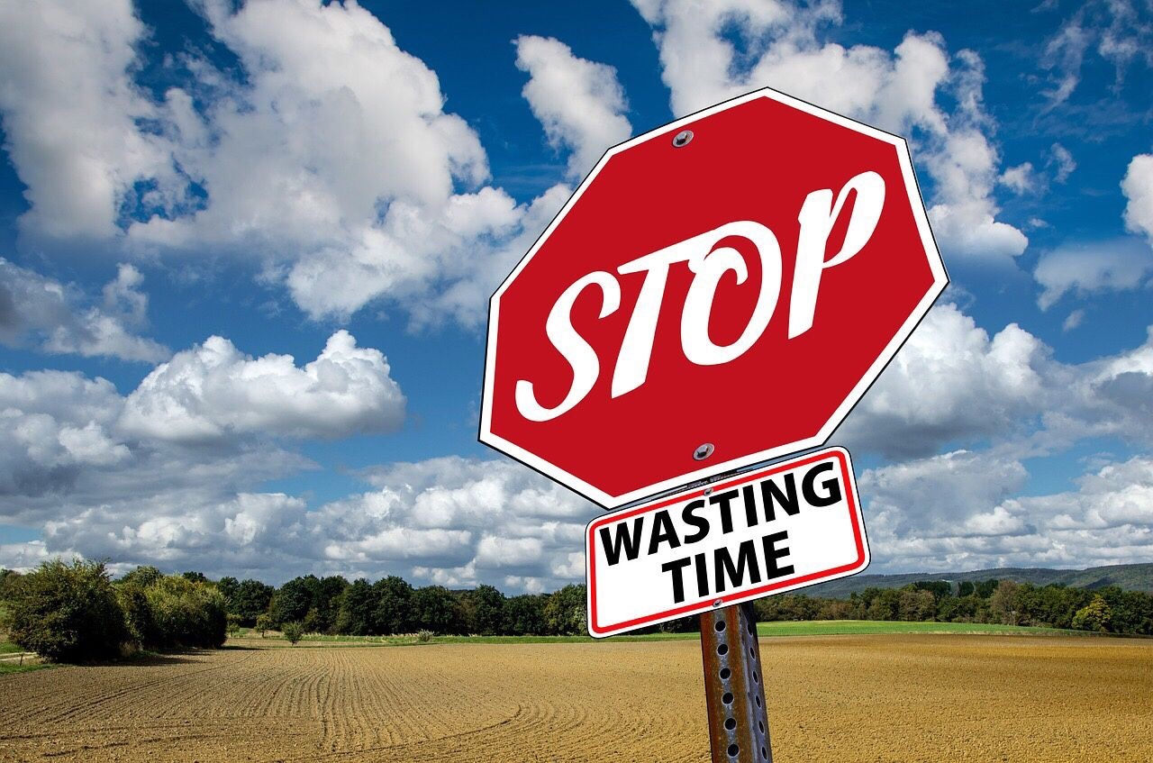 Stop wasting time on useless behaviors | Entering Manhood